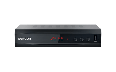 DVB-T2 set-top box Sencor SDB 5002T